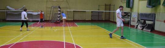Badmintons Jelgavā un LLU